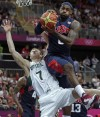 Basketball Lithuania offers US men first real test