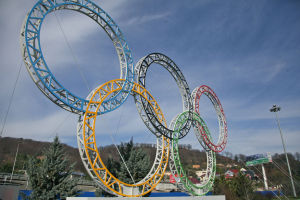 Photo of the day: Winter Olympics preparations in Sochi
