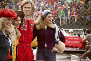 'Rush' is a good ride, but not a great one