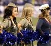 NFL cheerleaders, week 9