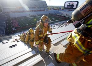 Photos: 9/11 Tower Challenge