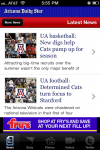New version of Wildcat Extra app for 2011-12