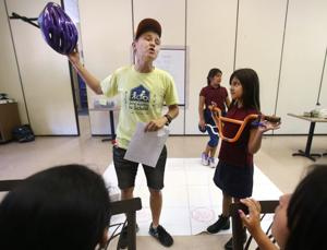 South Tucson program teaches young bicyclists safety