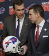NFL notebook: Marrone hired at Buffalo, Reid signs on with Chiefs