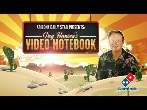Hansen's video notebook: Follow the money