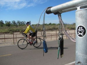 River park Loop gets bike stations