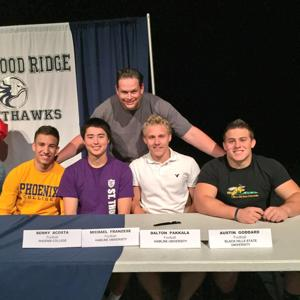 Signing day highlights from around Tucson on Wednesday