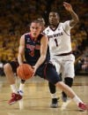 ASU's Carson to battle UA's Johnson for Rockets' spot