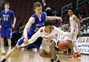 Photos: Catalina Foothills vs. Agua Fria basketball
