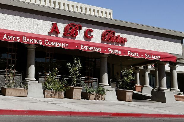 Disturbance reported at Amy's Baking Company