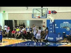 Ex-Cat Johnson has big NBA Summer League dunk