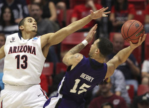 Wildcats wake up in time to hold off pesky Weber State