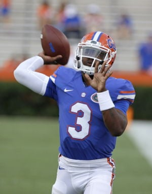 Florida QB Harris accused of sexual assault