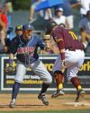 baseball Arizona 7, Arizona State 6 Cats come back 2 life