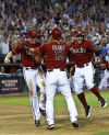 Diamondbacks 1, Dodgers 0 Goldschmidt's single in 9th lifts Arizona