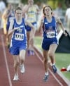 High school state track and field: Pusch Ridge junior picks up two titles