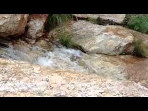 First runoff flows toward Tucson