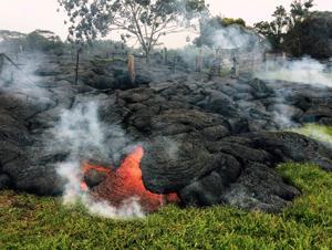 Dueños de casas verán cómo las destruye la lava