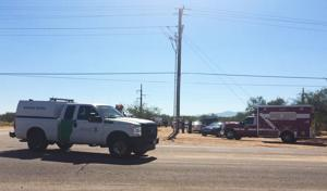 1 killed in Border Patrol-involved shooting near Tucson