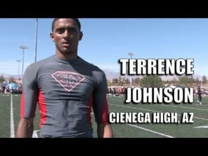 Cienega recruit Johnson considers football, basketball