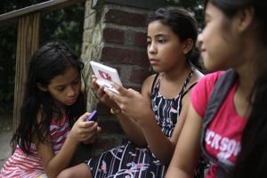 Niños migrantes encaran futuro incierto