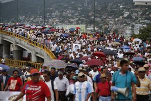 México ofrece recompensa para dar con estudiantes