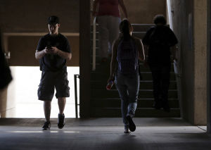 High-paid help sidelined as PCC enrollment plunges