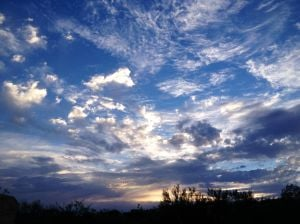 Tucson's sky: Another reason we live here