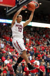 Arizona's go-to guy, Nick Johnson