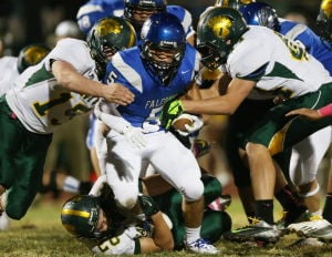 Week 6: This week's high school football games
