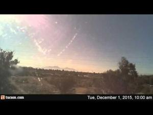 Weather for Tuesday, December 1, 2015