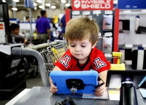 Photos: Black Friday shopping in Tucson