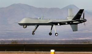 Unmanned craft aid border effort