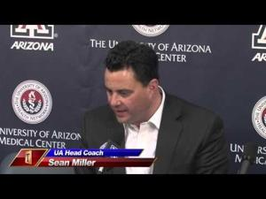 UA Basketball: Sean Miller press conference highlights 11/19