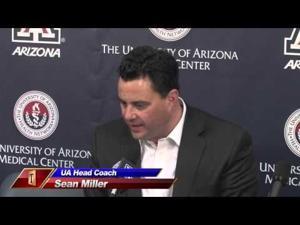 UA Basketball: Sean Miller press conference highlights 11/19