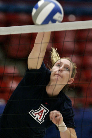 Arizona volleyball: Kingdon has horizons expanded on China trip