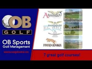 OB Sports - 7 Great Golf Courses
