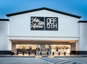 Saks Off 5th, now at Premium Outlets, opens Feb. 11