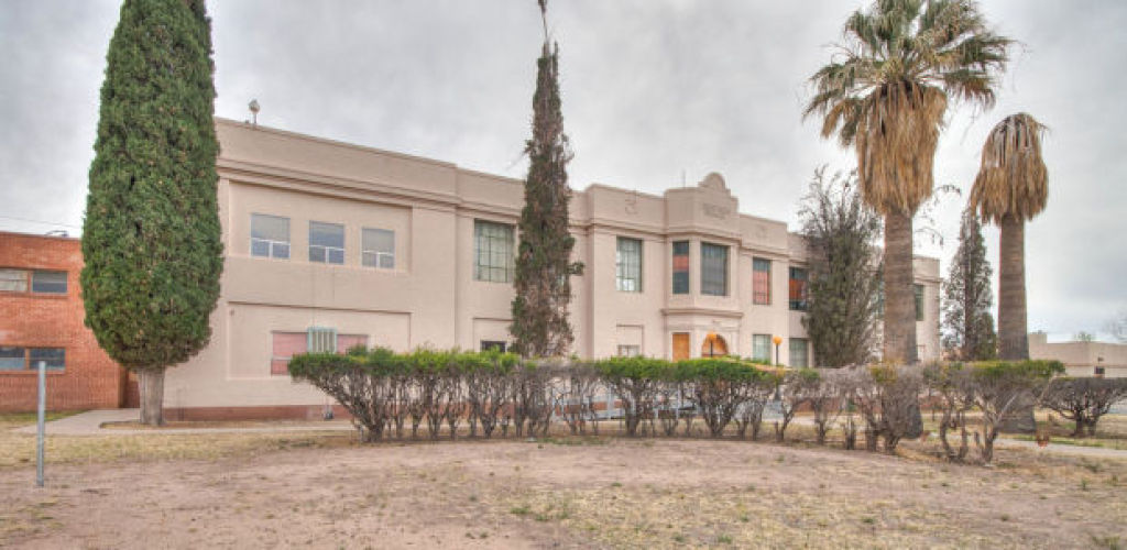 The Union High School property in Tombstone is for sale for $2.2 million. The school first went on the market in 2007. | photos Keller Williams Realty Southern Arizona
