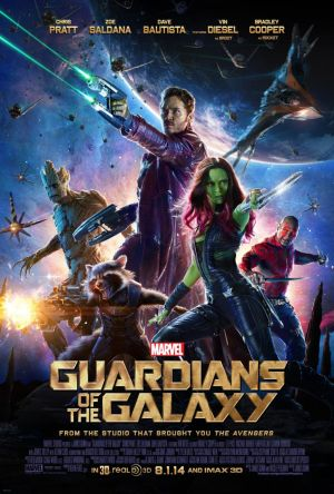 "Palomeando: Bribones y superhéroes en ""Guardians of the Galaxy"""
