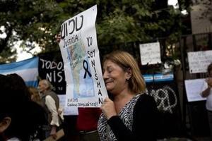 Último adiós al fiscal que denunció a Cristina Fernández