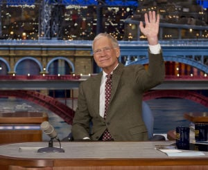 Photos: David Letterman retiring in 2015 from 'Late Show'