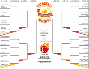 Vote now: Tucson breakfast battle royale