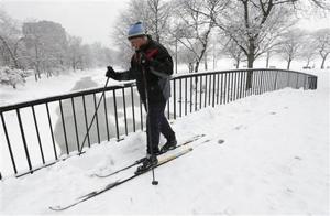 El noreste de EEUU se prepara para otra tormenta de nieve