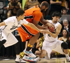 Photos: Pac-12 Tournament: Colorado vs. Oregon State