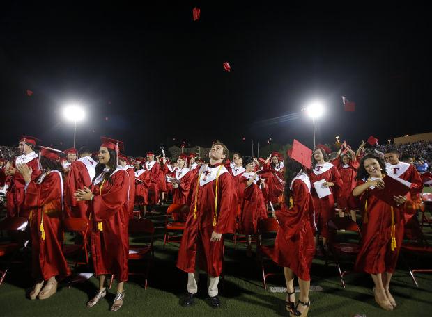 Live blog: Tucson spring graduations