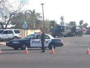 SWAT serves warrant in Reid Park Area