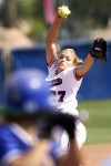 Jennie Finch through the years