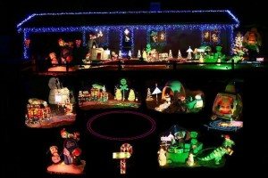 Photos: Share your Chirstmas lights pictures