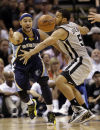 NBA playoffs SPurs 93, Grizzlies 89, OT Duncan's great escape